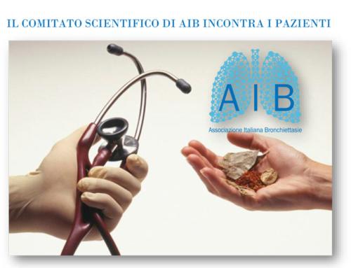Il comitato scientifico di AIB incontra i pazienti