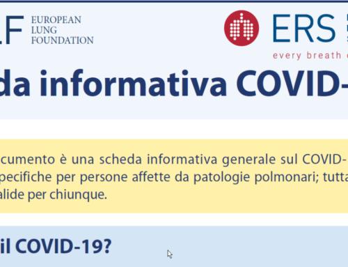 Scheda Informativa COVID-19